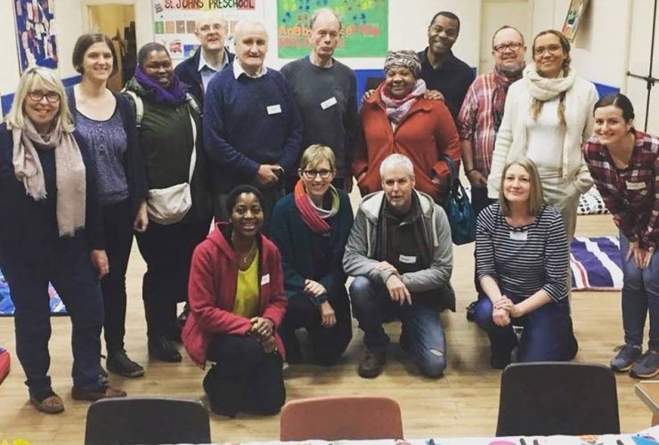 St John's Shelter Project 2019
